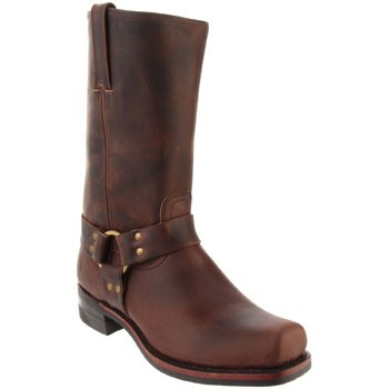 Frye Harness 12R Gaucho Crazy Horse 87350 (Men's)