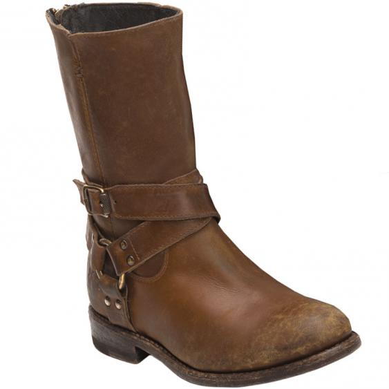 Frye Jayden Harness Zip Whiskey 3475406-WHS (Women's)