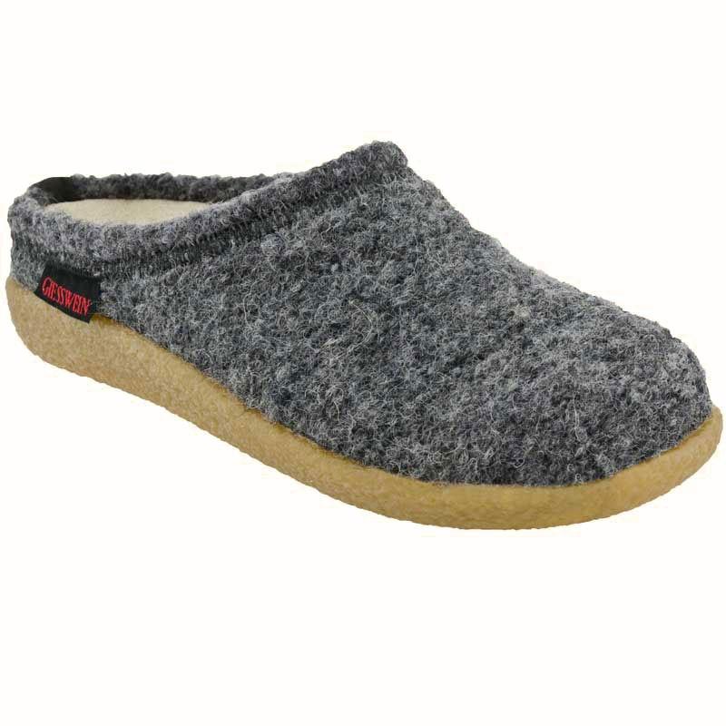 b3d5da1185ba Giesswein Veitsch Lodge Shoe Schiefer Grey (Women s)