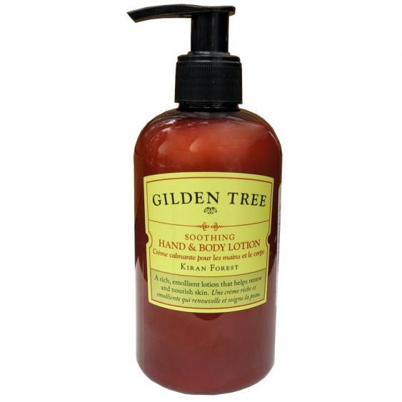 Gilden Tree Hand & Body Lotion
