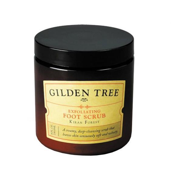 Gilden Tree Exfoliating Foot Scrub Kiran Forest