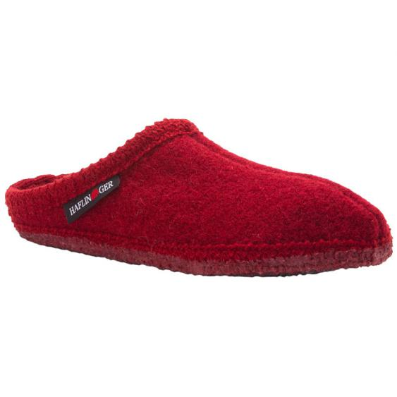 Haflinger AS24 Classic Woolfelt Slipper Chianti (Women's)
