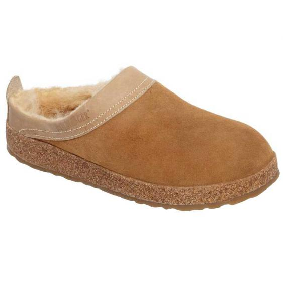 Haflinger Snowbird Tan Shearling (Men's)