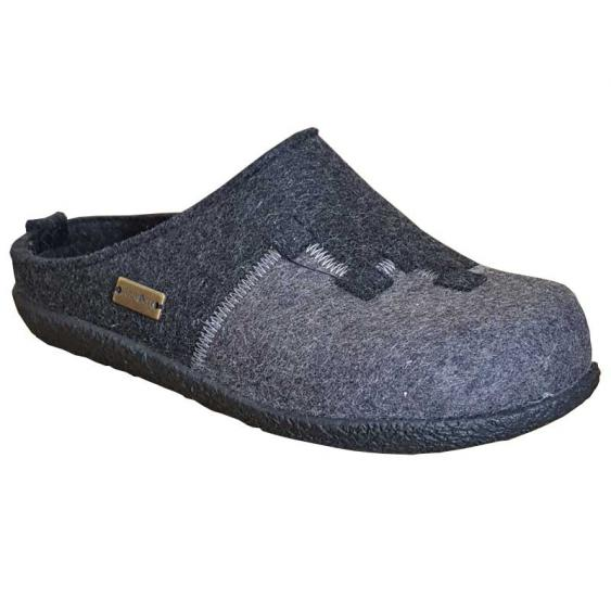 Haflinger Pixels Grey/ Charcoal (Women's)