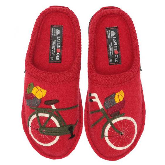 Haflinger Bicycle Red (Women's)