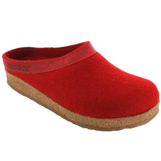 Haflinger GZL Ruby Red 713001-11 (Women's)