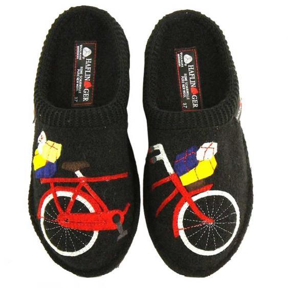 Haflinger Bicycle Black 313060-3 (Women's)