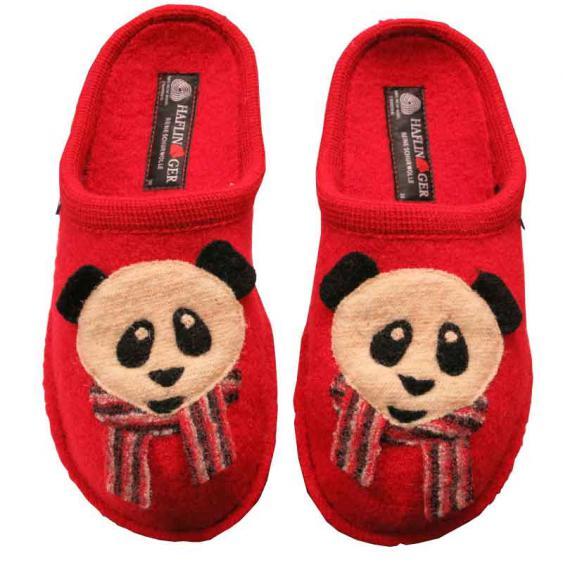 Haflinger Panda Ruby Red 313061-11 (Women's)