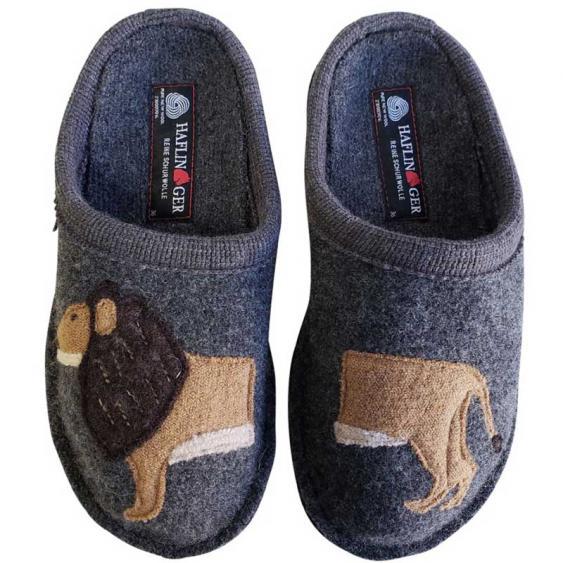 Haflinger Lion Grey 313070-4 (Women's)