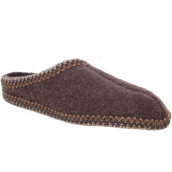 Haflinger AS Brown 611002-63 Classic Woolfelt (Women's)