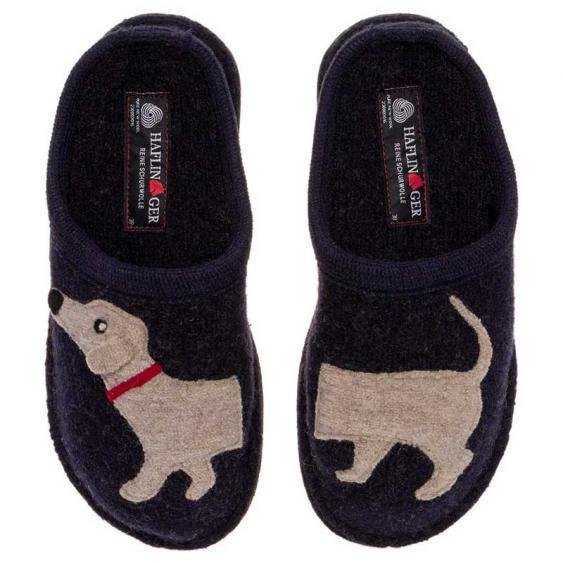 Haflinger Doggy Captains Blue 313021-79 (Women's)