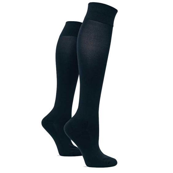 hot-sox-polka-dot-trouser-3-pack-black-ho000096pk.html