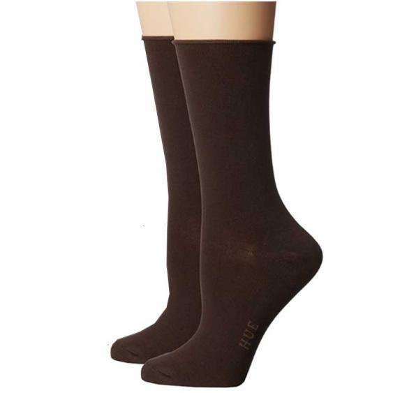 Hue Jeans Sock Espresso U6487-207 (Women's)