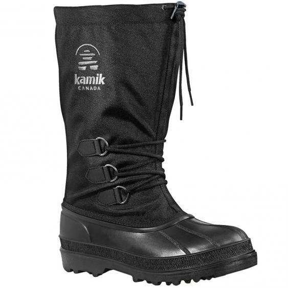 Kamik Canuck Black NK2012-BLK (Women's)