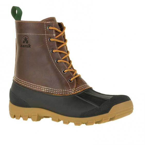 Kamik Yukon6 Dark Brown WK0721-DBR (Men's)