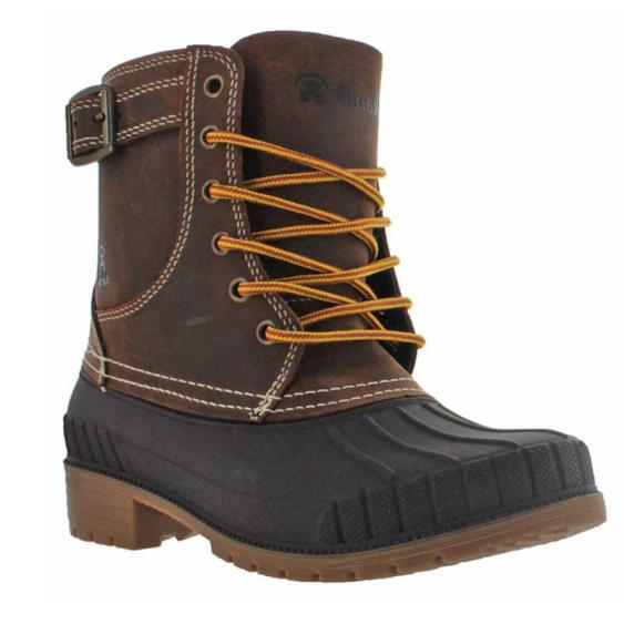 Kamik Evelyn 4 Tall Dark Brown WK2158-DBR (Women's)