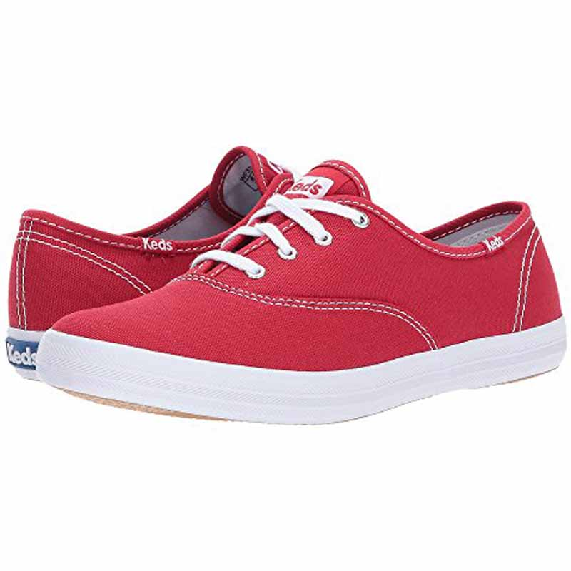 378641ce1b4 Keds Champion Canvas Red WF31300 (Women s). Loading zoom