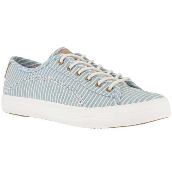Keds Kickstart Pennant Blue Stripe WF59570 (Women's)