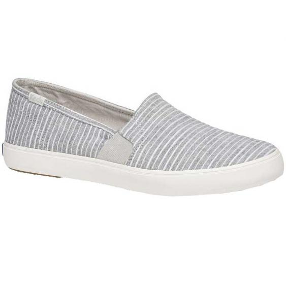 Keds Clipper Stripe Charcoal WF60381 (Women's)