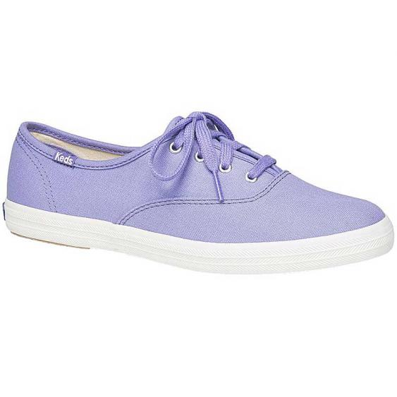 Keds Champion Seasonal Solid Aster Purple WF61523 (Women's)