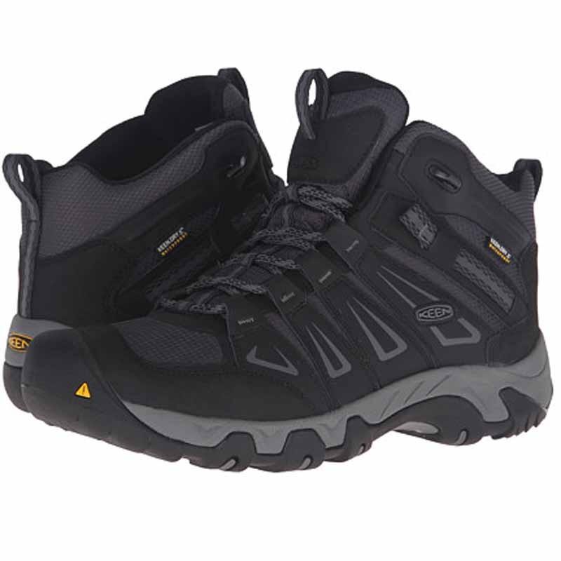 Black Gargoyle Versatrail Hiking Shoe
