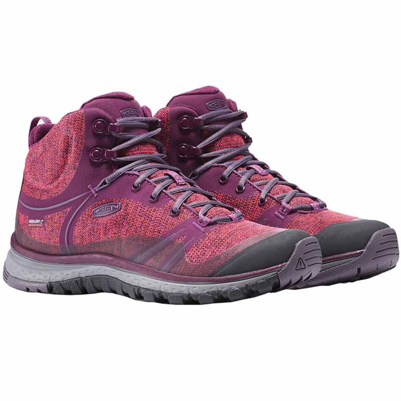 Keen Terradora Waterproof Dark Purple/Purple Sage Women