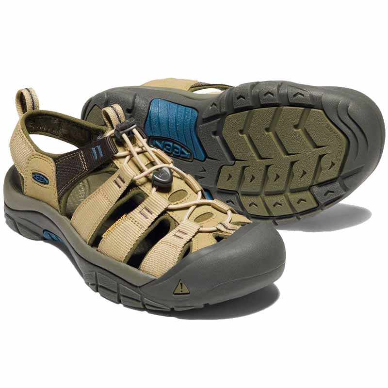 d4fa24385adb Keen Newport Hydro Antique Bronze   Safari 1018813 (Men s)