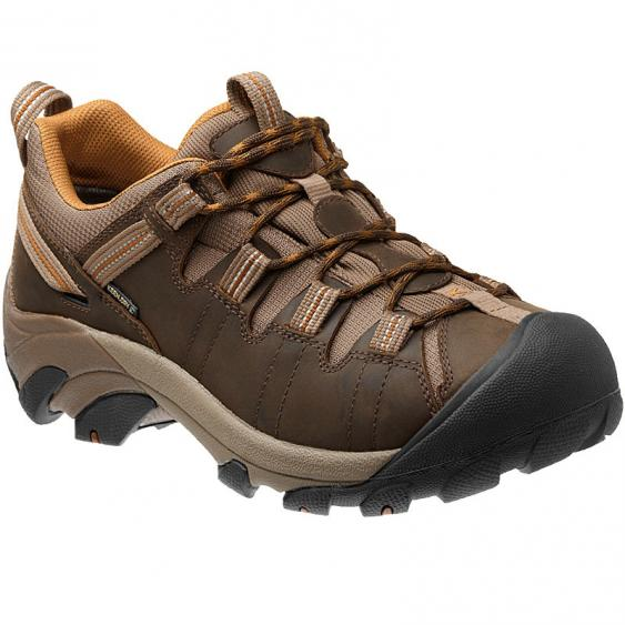 Keen Targhee II Low Cascade Brown/ Brown Sugar 1010125 (Men's)