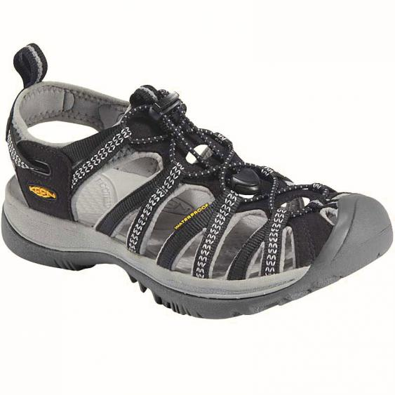 Keen Whisper Black / Neutral Gray 1008448 (Women's)