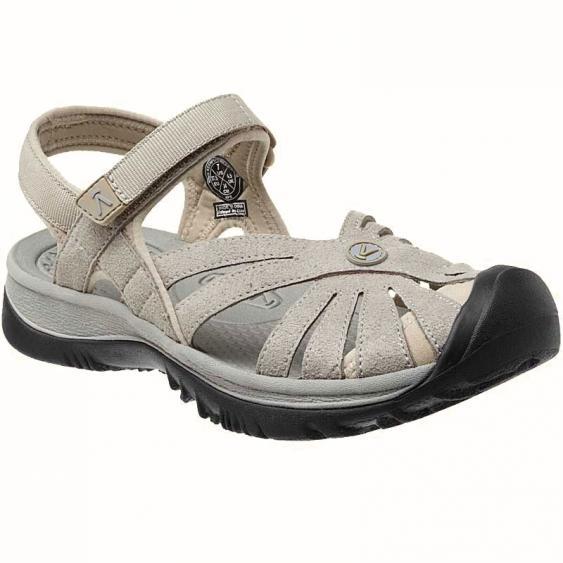 Keen Rose Sandal Aluminum / Neutral Gray 1010998 (Women's)