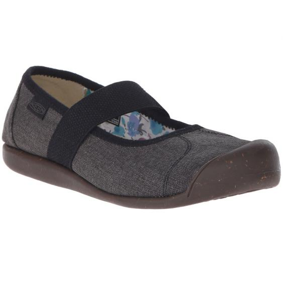 Keen Sienna MJ Canvas New Black 1014731