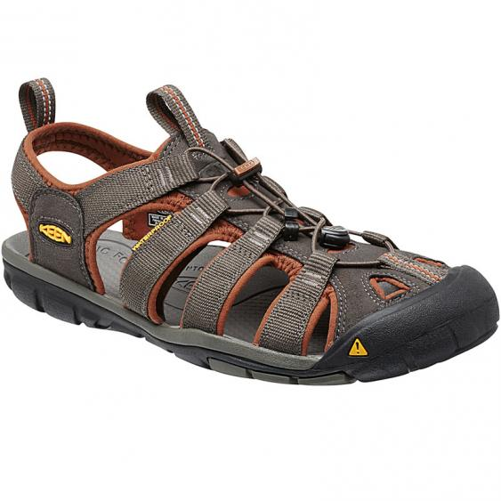 Keen Clearwater CNX Raven / Tortoise Shell 1014456 (Men's)