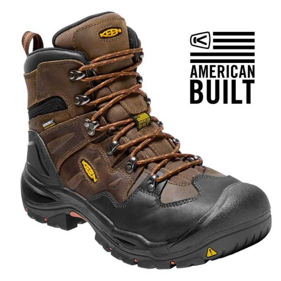 Keen Utility Coburg 6'' WP Cascade Brown 1018023 (Men's)
