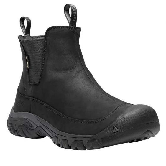 Keen Anchorage Boot III Black/ Raven 1017789 (Men's)