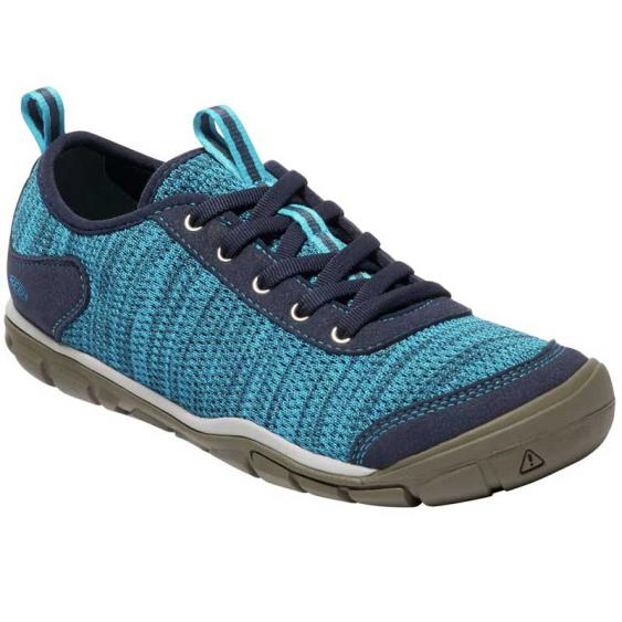 Keen Hush Knit Vivid Blue/ Dress Blue 1019238 (Women's)
