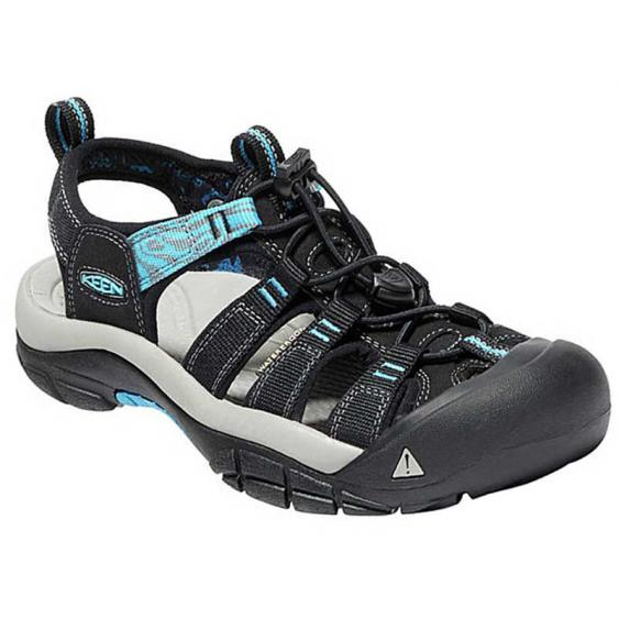 Keen Newport Hydro Black/ Norse Blue 1019292 (Women's)