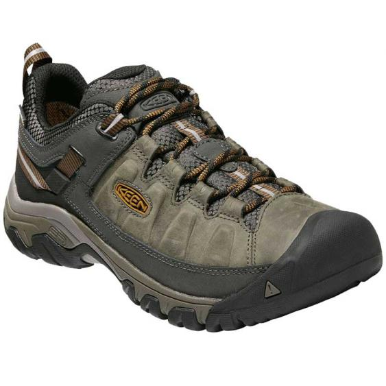 Keen Targhee III WP Black Olive/ Golden Brown 1017784 (Men's)