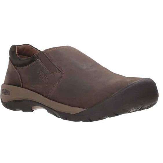 Keen Austin Casual Slip-On Chocolate Brown/ Black Olive 1019508 (Men's)