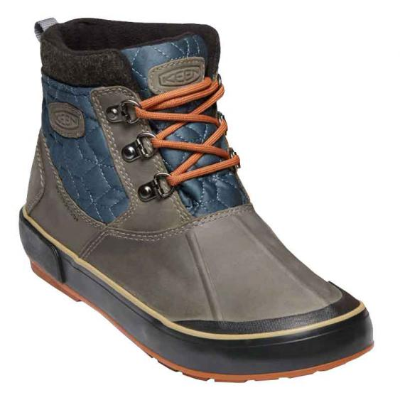 Keen Elsa II Ankle Quilted WP Steel Grey/Dark Slate 1019637 (Women's)