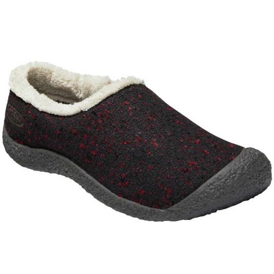 Keen Howser Slide Wool Fired Brick/ Raven 1019488 (Women's)