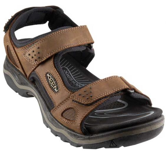 Keen Rialto II 3-Point Dark Earth/ Black 1021373 (Men's)