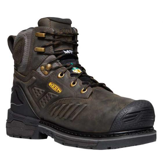 Keen Utility Philadelphia 6'' 400G WP Cascade Brown/ Black 1022108 (Men's)