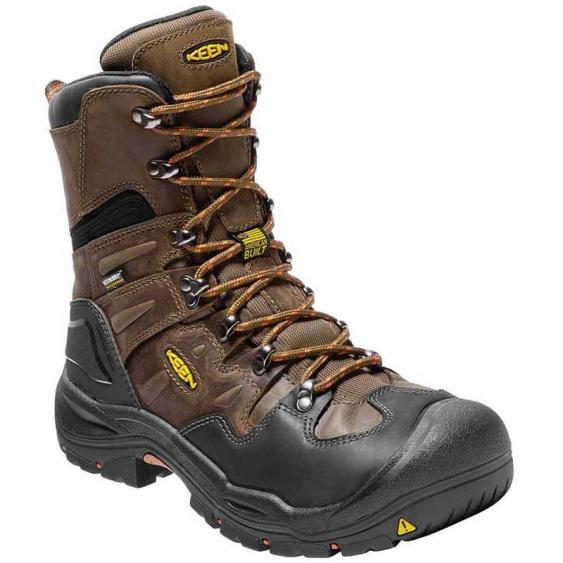 Keen Utility Coburg 8'' WP Cascade Brown/ Brindle 1017833 (Men's)