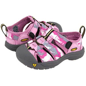 Keen Kids Newport H2 Moonlight Mauve Print 7212-MMPT (Infant)