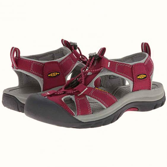 Keen Venice H2 Beet Red / Neutral Grey 1012238 (Women's)