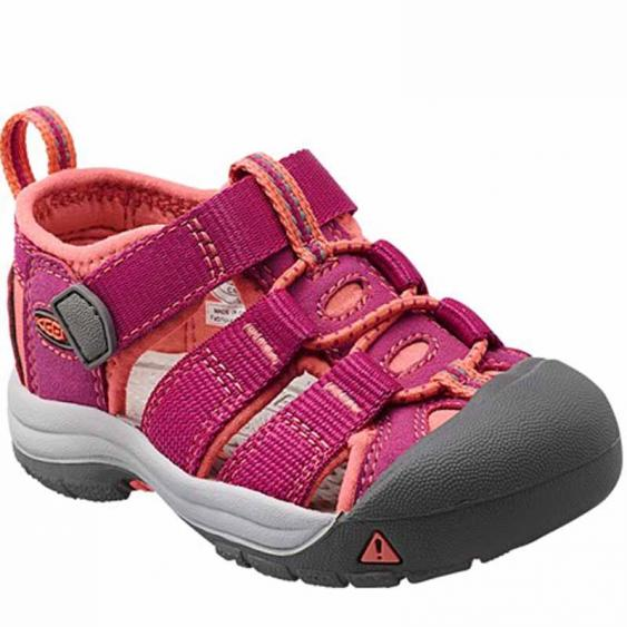 Keen Newport H2 Berry / Coral 1014736 (Infant)