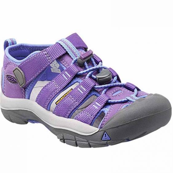 Keen Newport H2 Purple / Periwinkle 1014245 (Kids)