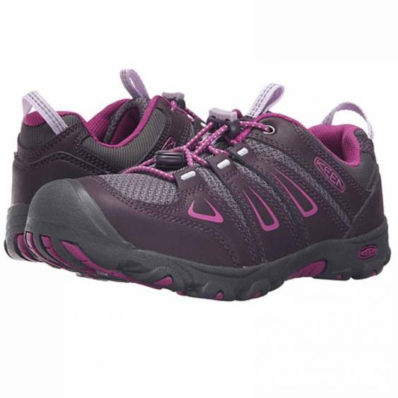 Keen Oakridge Low Plum / Purple Wine 1015193 (Youth)