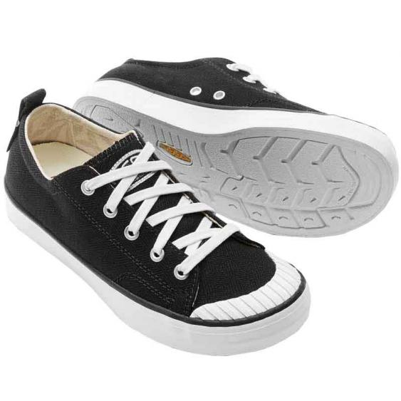 Keen Else Sneaker Black / White 1017144 (Women's)