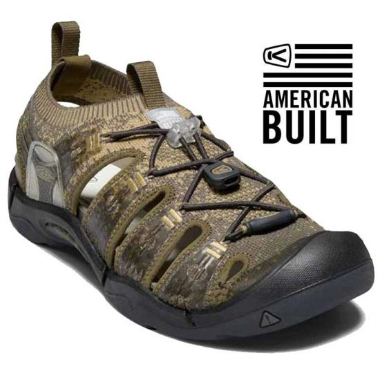 Keen EvoFit One Dark Olive / Antique Bronze 1019300 (Men's)